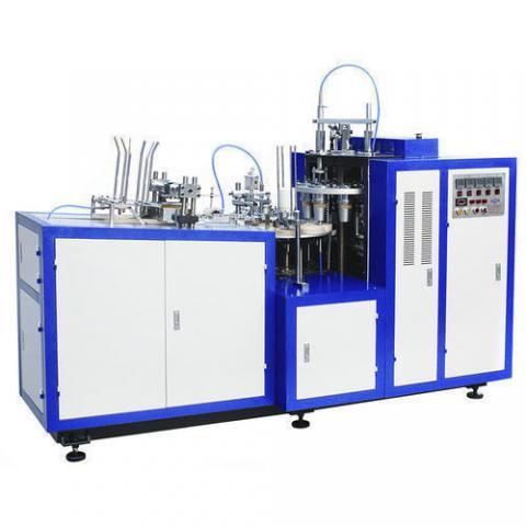 Fully Automatic Single Die Roll Machine (Gair Box)